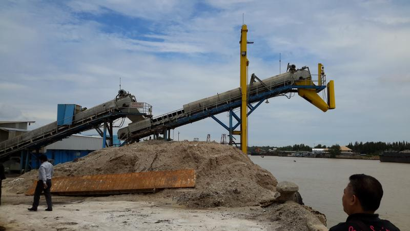 Straits harvest international cement products thailand